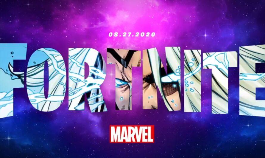 Temporada 4 de Fortnite: el tema es Marvel, aquí está la fecha de lanzamiento