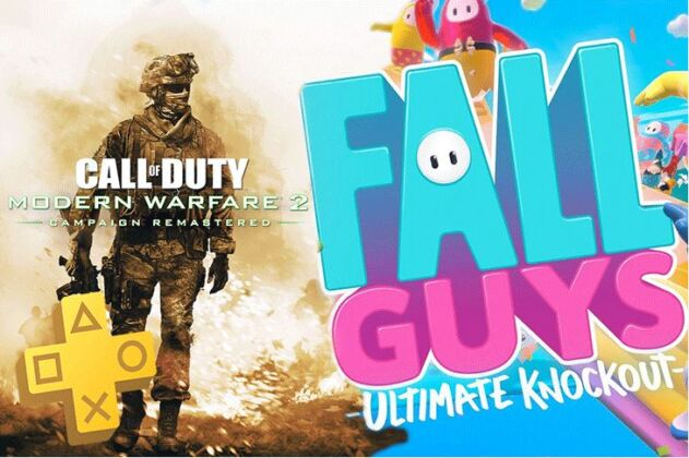 PlayStation Plus agosto de 2020: Call of Duty: Modern Warfare 2 y Fall Guys