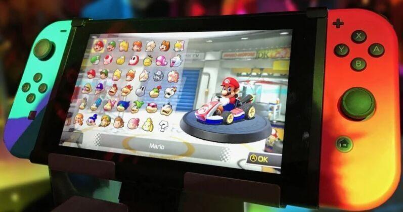 Los mejores juegos de carreras de Nintendo Switch